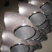 carbon steel LR elbow