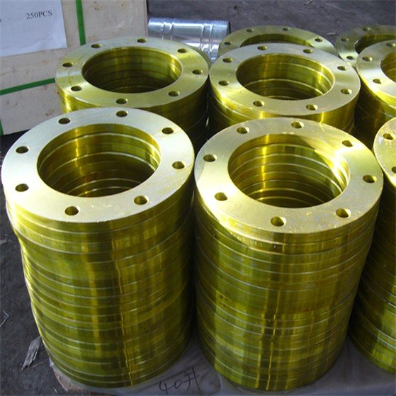 anchor steel flange
