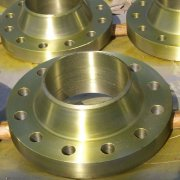 Forged anchor flanges