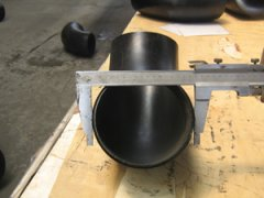 1.5d carbon steel elbow